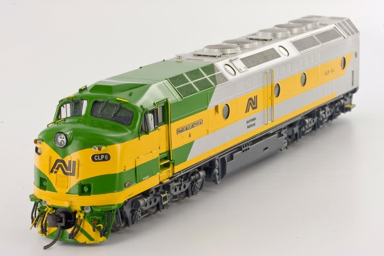 ho Scale Australian Locomotives Diesel Locomotive ho Scale