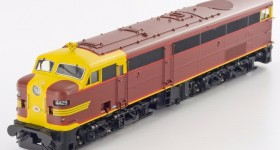 N.S.W.G.R. 44 Class Diesel Electric Locomotive